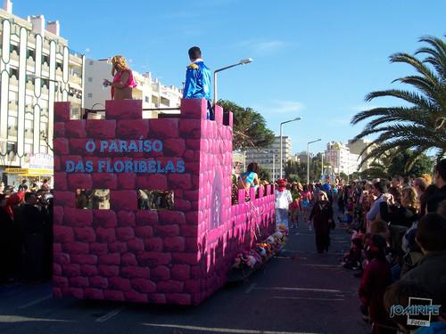 Carnaval 2007 Figueira Da Foz - Paraiso Floribelas
