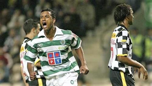 Boavista - Sporting 2005-06 1º golo de Nani.jpg