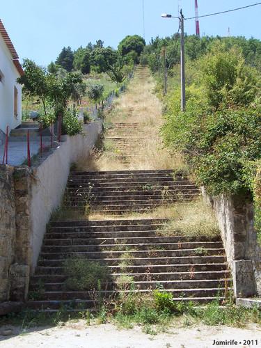 Escadas de São Bartolomeu (Bragança)