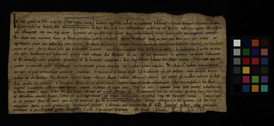 12 - Carta de confirmação dos foros concedidos