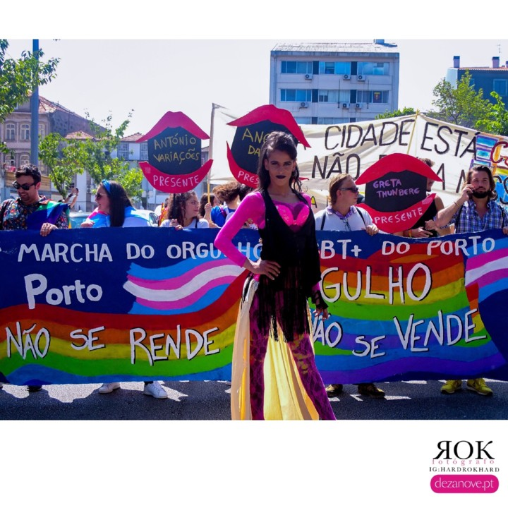 Marcha do Orgulho LGBTI+ Porto 2019