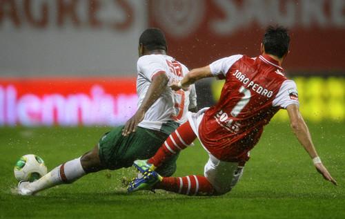 22.ªJ: Braga-Marítimo