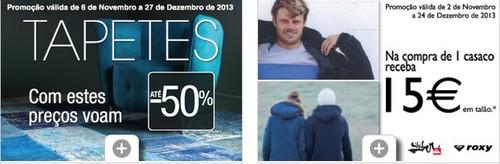 Promoções até 50% desconto e talão 15€ | EL CORTE INGLÉS |