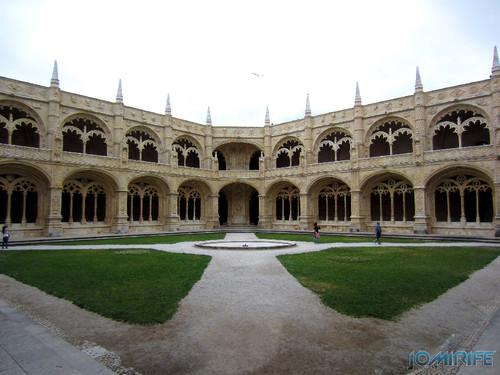 Lisboa - Mosteiro dos Jerónimos (7) Jardim [en] Lisbon - Jeronimos Monastery - Garden