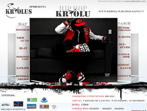 hip hop kriolu+ kriolus