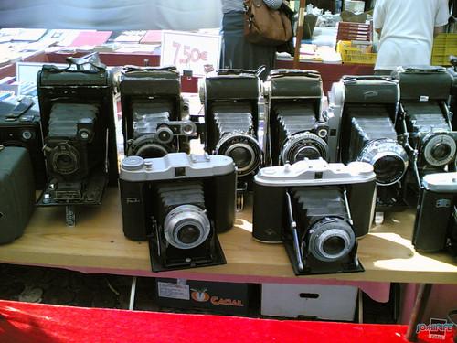 Máquinas antigas de fotografia (4)