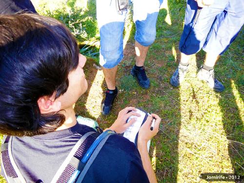 Geocahing: Serra de Sicó - Assinar a cache