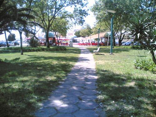 Buarcos: Jardim Parque Dr. Fernando Traqueia