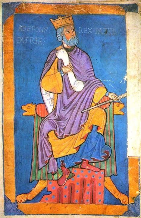 Afonso VI de Galiza, Leão e Castela Catedral Sant