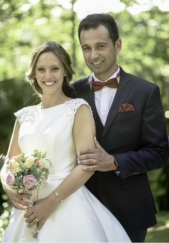 Márcia F S Pereira casou Julho 2017 Hélder Antó
