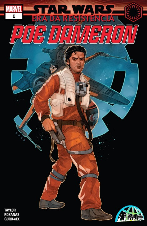 Star Wars - Age Of Resistance - Poe Dameron 001-00