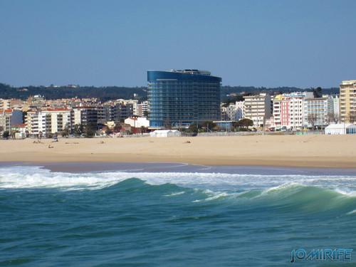 Hotel Ponte Galante na praia da Claridade na Figueira da Foz (2) [EN] Hotel Galante Bridge on the beach of Clarity in Figueira da Foz