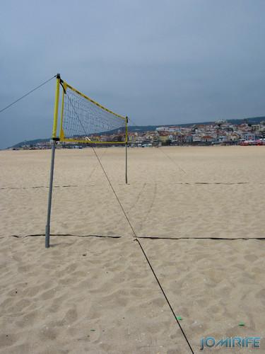 Campos de praia da Figueira da Foz / Buarcos #8 - Voleibol de praia na areia (neptuno) (2) [en] Game fields on the beach of Figueira da Foz / Buarcos - Volleyball na areia