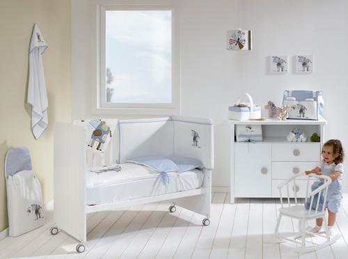 Ideias para quarto do beb decora o e ideias for Mobiliario habitacion bebe