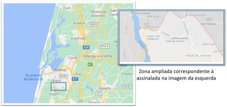 Posicionamento geografico Vale de Ilhavo.JPG