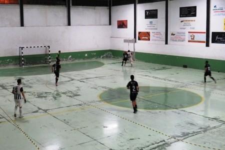 Santa Clara - Pampilhosense 15ªJ DH Futsal 05-01-