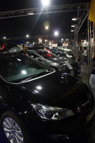 Expositor de carros