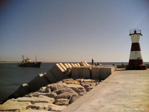 À procura de petróleo na costa da Figueira da Foz