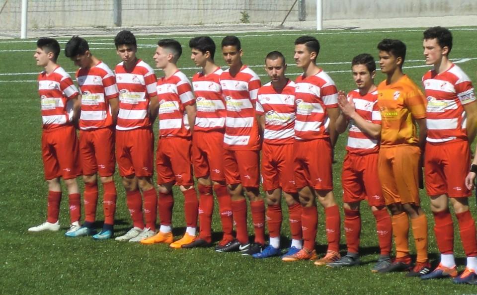 Juniores Taboeira 2 SC S João de Ver 1