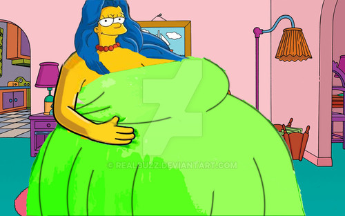 marge_simpson_heavily_pregnant_by_realbuzz-d7qsmng