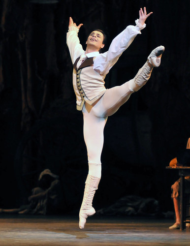 Resultado de imagem para bailarino classico