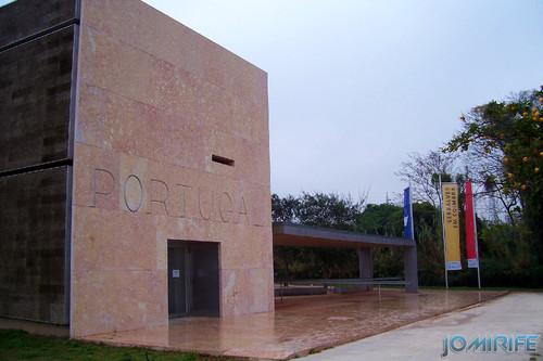 Coimbra - Pavilhão Centro de Portugal [en] Coimbra - Portugal Pavilion Center