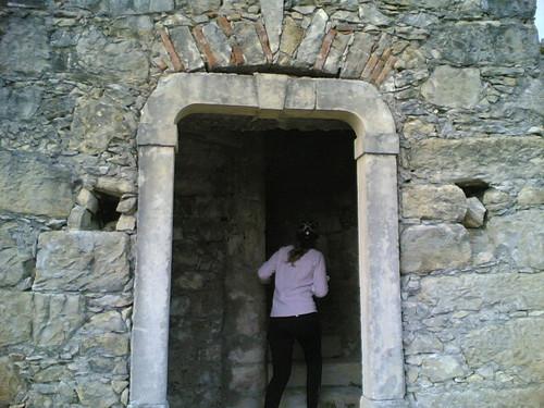 Igreja de Nossa Senhora de Finisterra: Subir