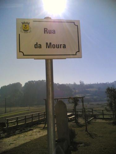 Outeiro da Moura: Rua da Moura