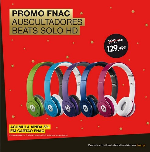 Promoção  | FNAC | de 17 a 24 dezembro