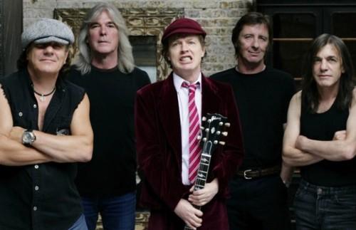 AC/DC celebram os 40 anos com novo disco e 40 concertos