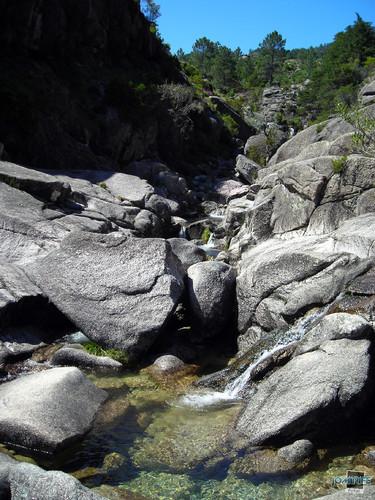 Gerês - Corredores de água