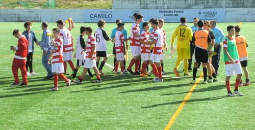 Juvenis Taça Argoncilhe 0 SJVer 2
