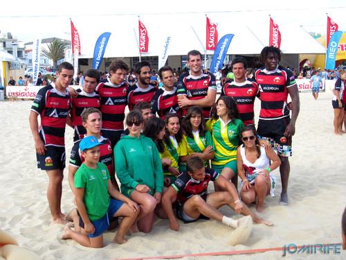 Figueira da Foz Beach Rugby 2013 - Vencedores Masculino (2) / Winners Male