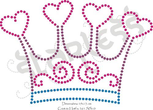 molde princesa, coroa, princess, mold, rhinestones, cristais, strass