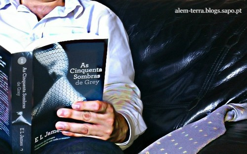 Fifty Shades of Grey - As Cinquenta Sombras de Grey - E L James