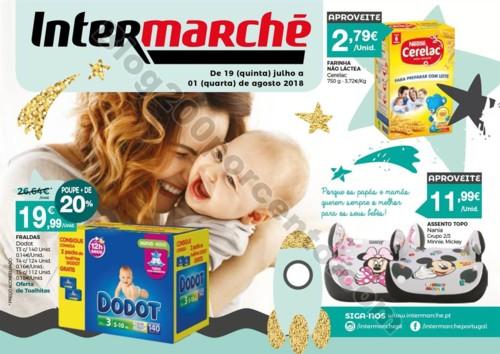 Antevisão Intermarché puericultura 19 julho a 1