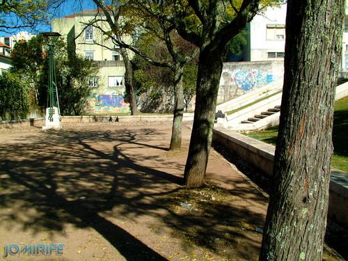 Coimbra - Jardim da Rua Dr Augusto Rocha [en] Coimbra - Garden Street Dr Augusto Rocha