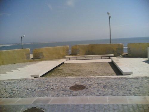 Buarcos: Fortaleza e Miradouro - Bancos