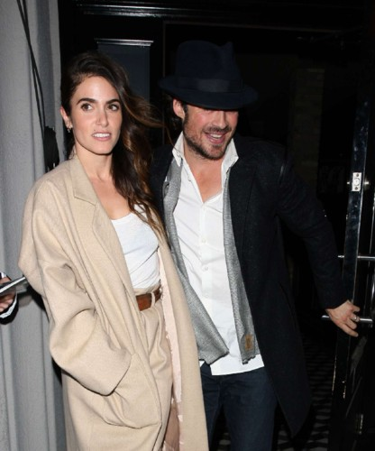 Nikki-Reed-and-Ian-Somerhalder -Leaves-Craigs-Rest
