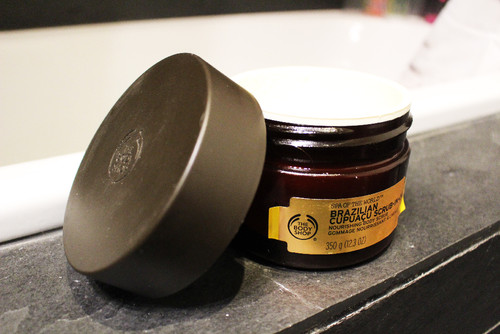 the body shop, ina, ina the blog, skin care, products, blogger