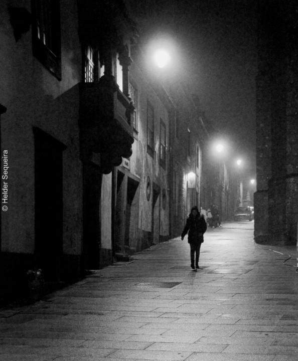Guarda - Rua D Miguel Alarcão - foto Helder Seque
