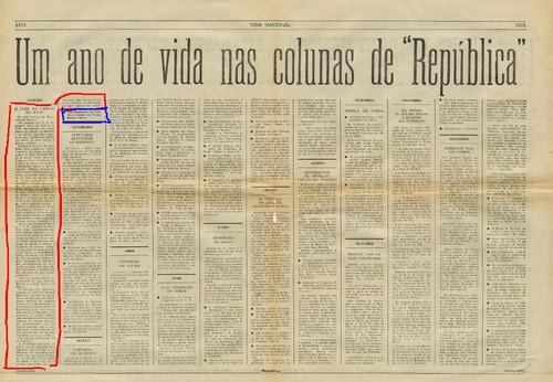 República (Dez. de 1973)