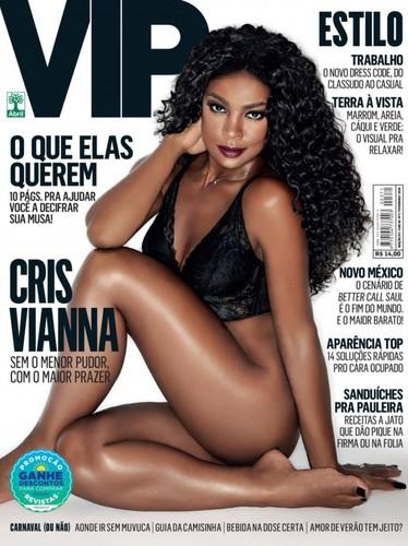 Cris Vianna capa