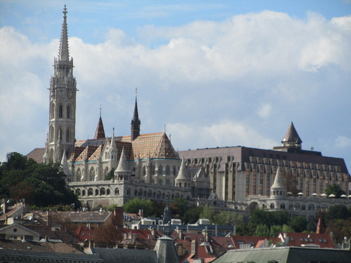 Bastião dos Pescadores e Igreja Matias - Budapeste