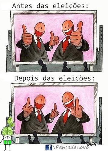 Antes das eleições