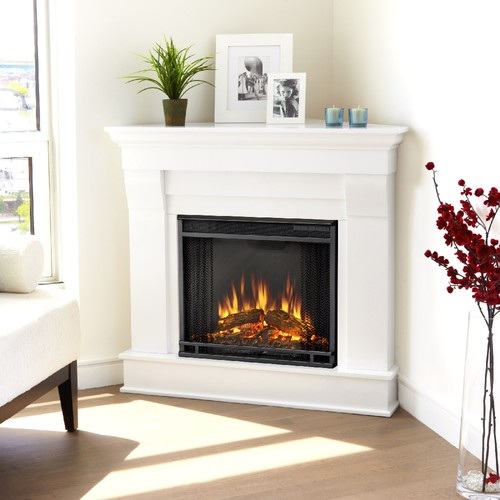 Lareira personalizada primeira casa da rua for Bedroom electric fireplace ideas