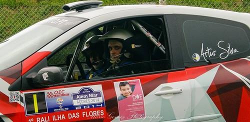 Artur Silva/Miguel Sousa Azevedo/Renault Clio R3...