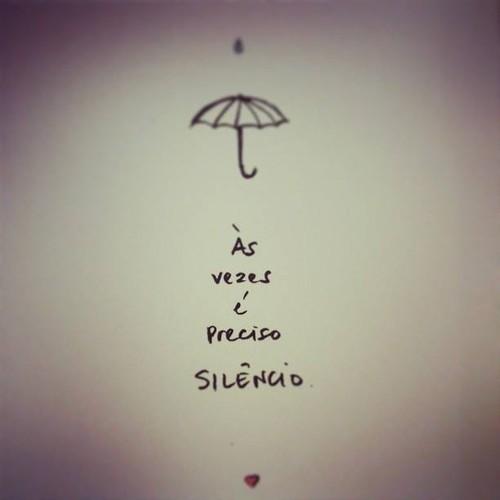 Image result for silêncio