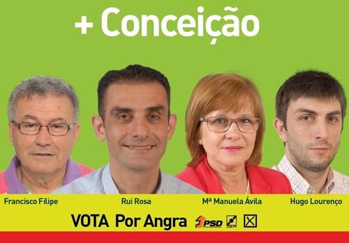 ...voto na lista do Rui do Petiska.