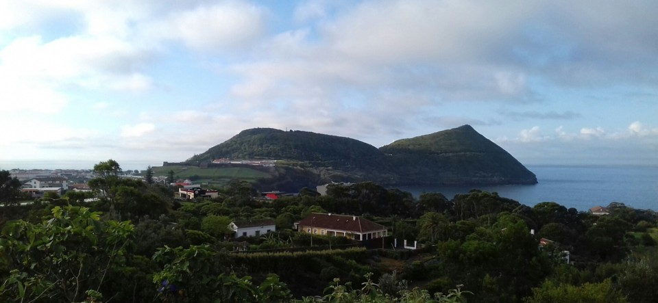 Vista do Monte Brasil